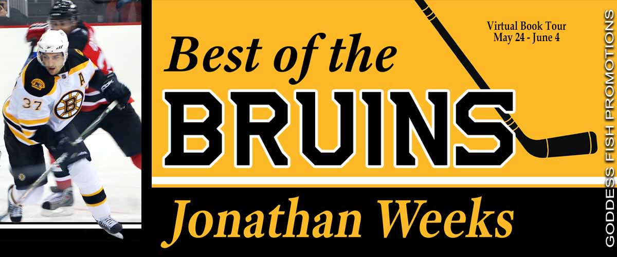 #Interview with Jonathan Weeks, author of The Best of the Bruins with #Giveaway