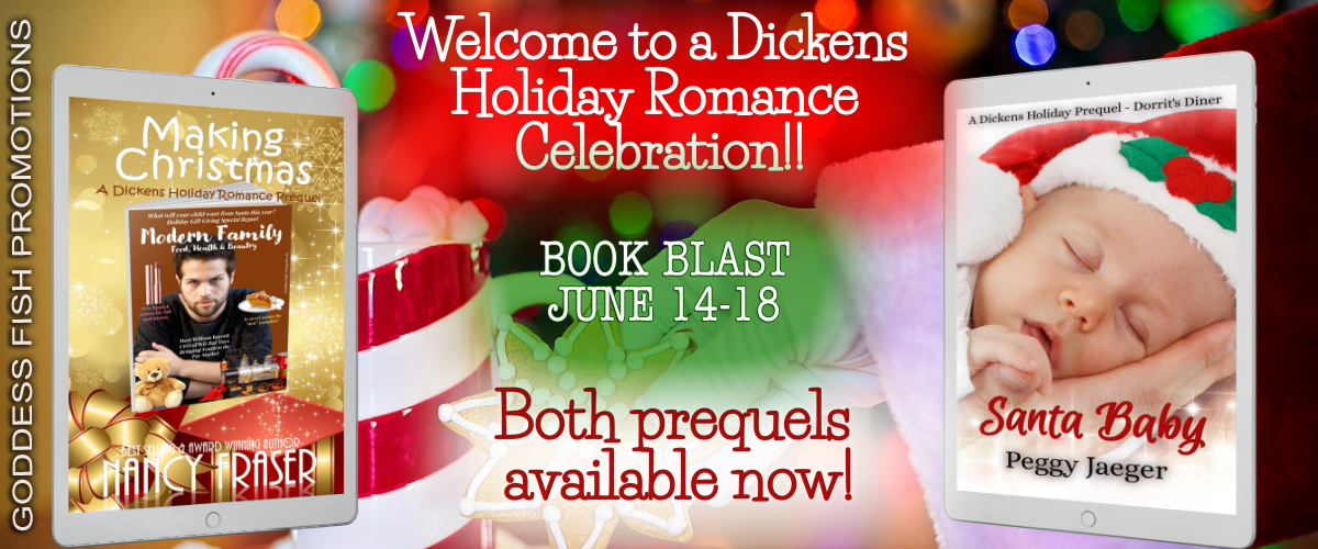 #BookBlast Welcome to a Dickens Holiday Romance Celebration! with #Giveaway