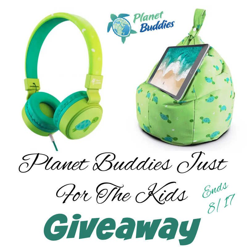 Planet Buddies Just for the Kids #Giveaway 2 Winners Ends 8/17 @las930 @planetbuddiesuk