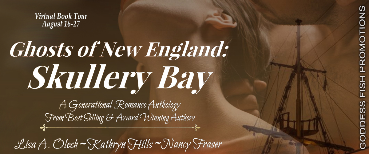 Interview with Nancy Fraser, contributor to the Ghosts of New England: Skullery Bay anthology