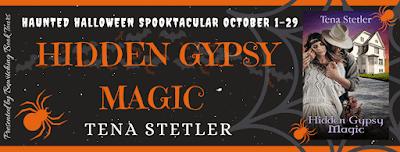 Haunted Halloween Spooktacular: Keeping Your Pets Safe on Halloween by Tena Stetler, author of Hidden Gypsy Magic