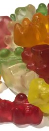 Sugar Free Fruit Gummy Bears