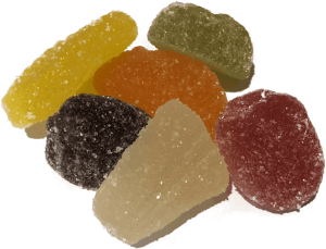Soft Fruit Jellies Candy Cabin Traditional Online Sweet Shop