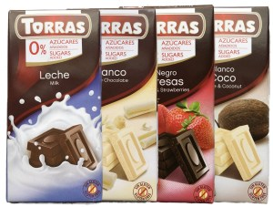 Torras Sugar Free Chocolate Bars - The Candy Cabin Traditional Online Sweet Shop