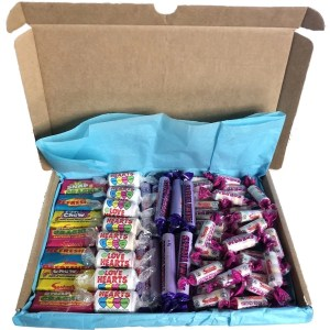 Swizzels Hamper Candy Cabin Traditional Sweet Shop