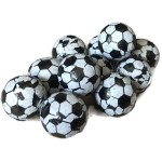 Milk Chocolate Foil Footballs Candy Cabin Traditional Online Sweet Shop