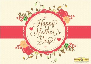 Mother's Day The Candy Cabin Traditional Online Sweet Shop