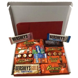 American Selection Box Large The Candy Cabin Traditional Online Sweet Shop