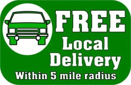 FREE Local Delivery - The Candy Cabin Ltd Traditional Online Sweet Shop