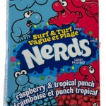 Nerds Surf & Turf Raspberry & Tropical Punch Candy Cabin Ltd Traditional Online Sweet Shop