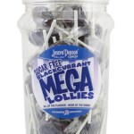 Joseph Dobson Sugar Free Blackcurrant Mega Lollies The Candy Cabin Ltd Traditional Online Sweet Shop