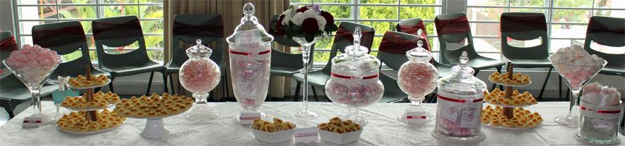 JOandJARS_CandyBuffet_Wedding_StFrancisXavier_SFX_TraditionalChic_PinkRedWhite