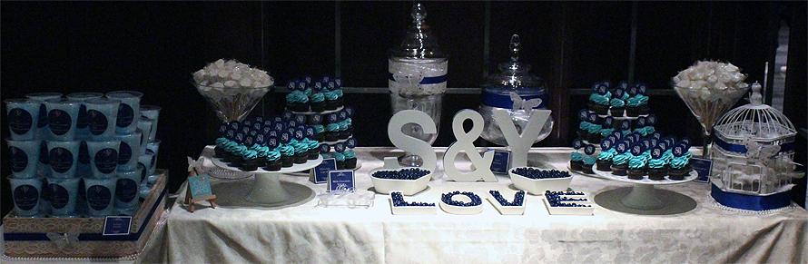 JOandJARS_CandyBuffet_Wedding_MandarinOrientalSingapore_DarkBlue_White_Vintage