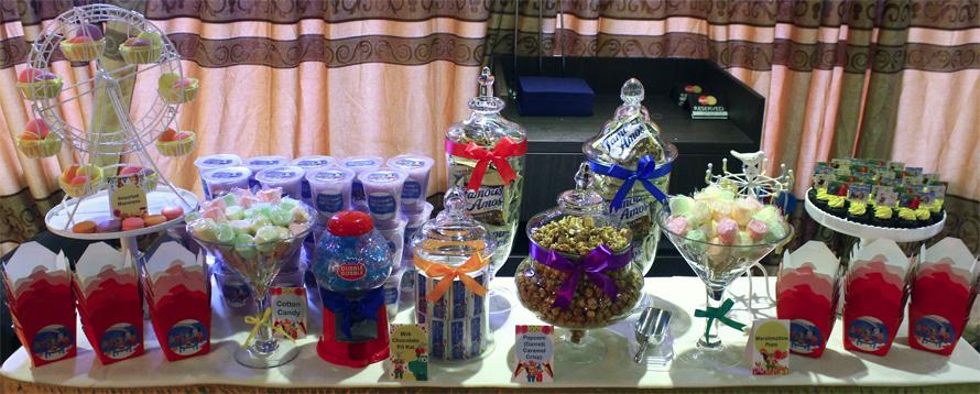 JOandJARS_CandyBuffet_Birthday_GayatriRestaurant_OrchidCountryClub_BabyTV_Colourful