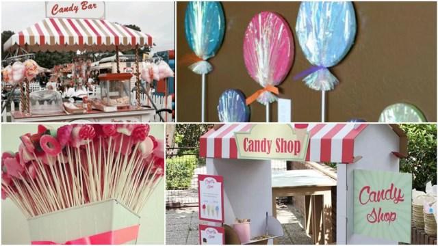 Candy Factory Perú - Fiesta con temática de caramelos