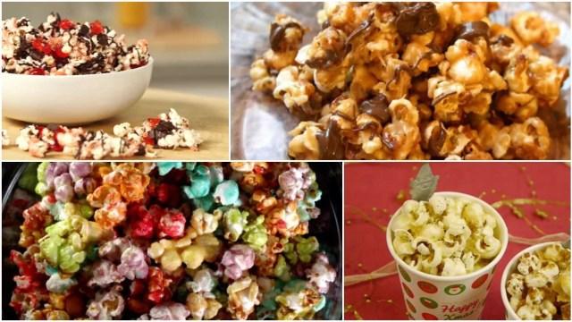 Candy Factory Perú - Todas las formas de comer palomita de maíz