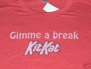 give me a break kit kat