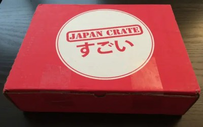 Japan Crate: A Full Unboxing