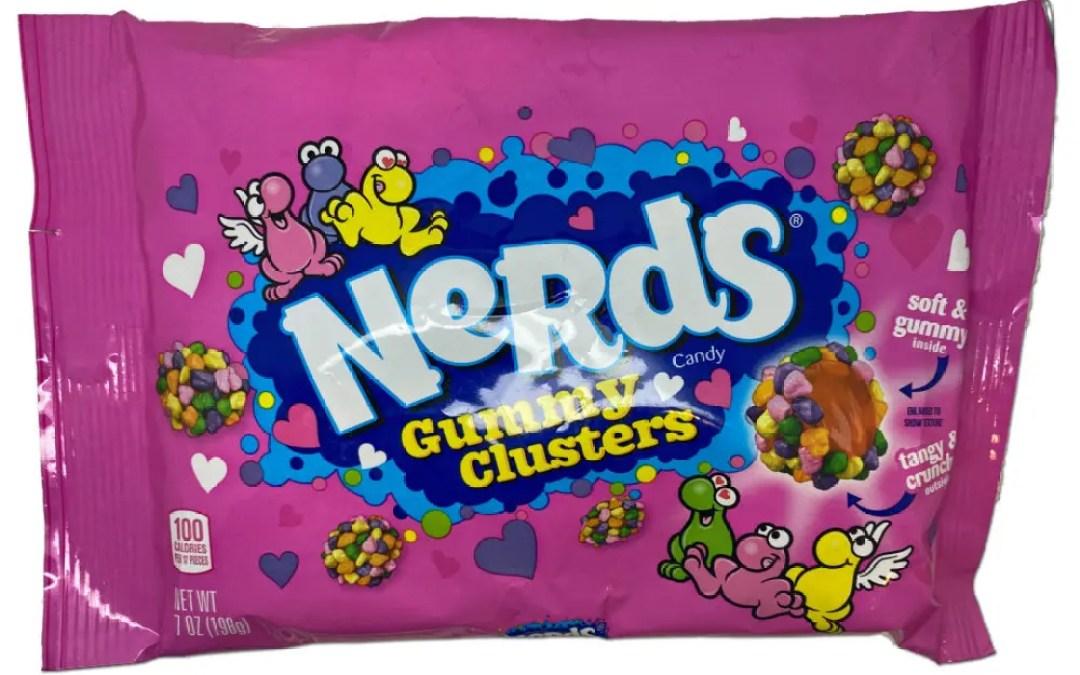 Nerds Gummy Clusters