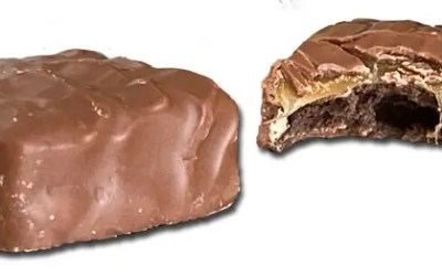 Snickers Peanut Brownie: Not far from the tree