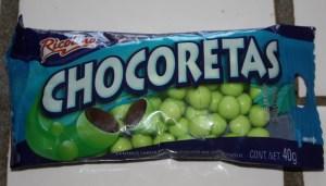 chocoretas
