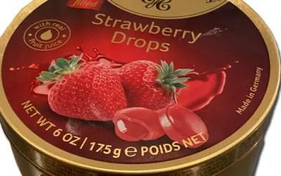 Cavendish & Harvey Strawberry Drops