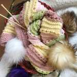 Starlight Hat Knitting Pattern Starlight Hat Candyloucreations Knitting Blog