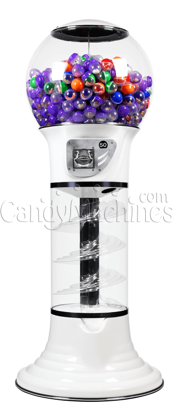 Buy Giant Wizard Spiral Gumball Machine  Vending Machine