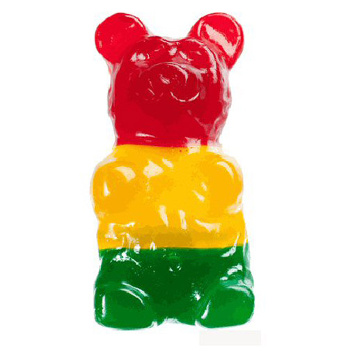 World's Largest Gummy Bears - ASTRO Flavored Giant Gummy ...