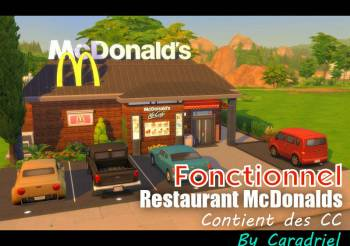 ▷ Restaurant McDonald's