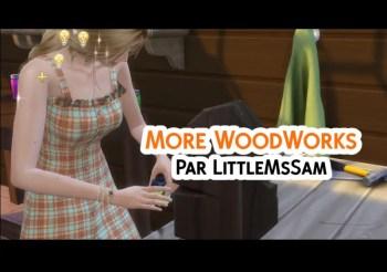 ▷ Établi d'Ébéniste Amélioré par LittleMsSam