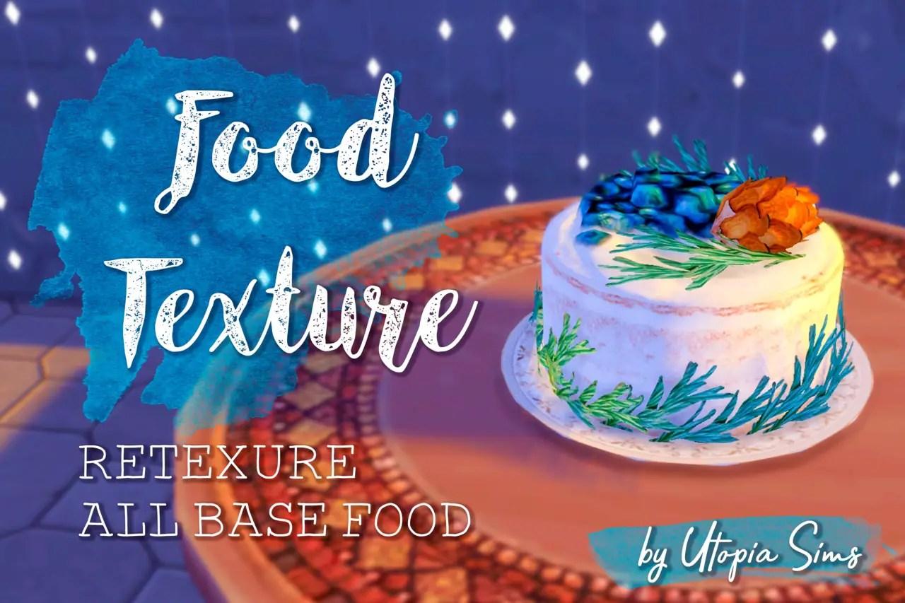 ▷ Food Design par Utopia Sims