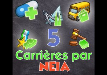 ▷ 5 Carrières pour vos Sims par Neia