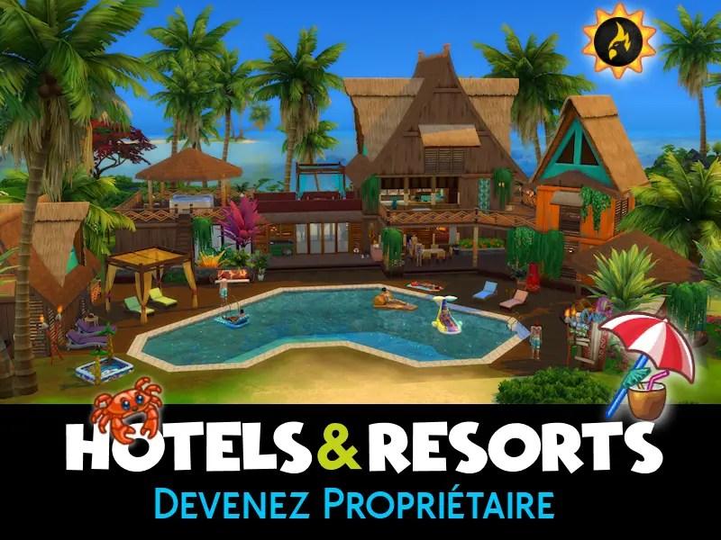 Hotels et Resorts kawaiistacie