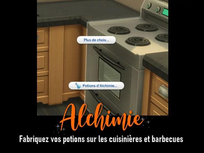 ▷ Alchimie sur les Cuisinières et Barbecues par Icemunmun