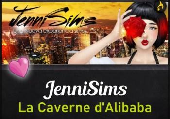 ▷ Les Merveilleux Objets de JenniSims