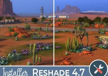 ▷ Tuto vidéo – Installer Reshade pour Les Sims 4