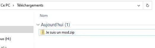 installer des mods sims 4