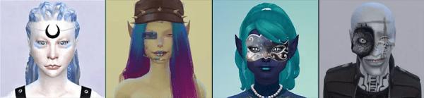 sims 4 challenge extraterrestre