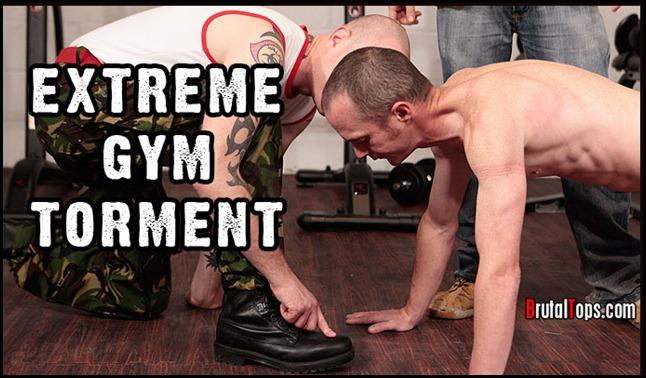 brutal tops - extreme gym torment