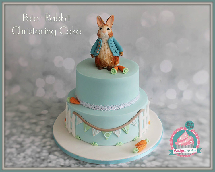 christening cakes manchester candy