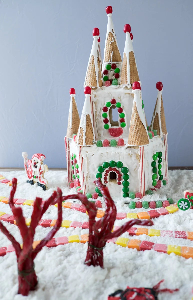 Gingerbread CandyLand Game Advent Calendar