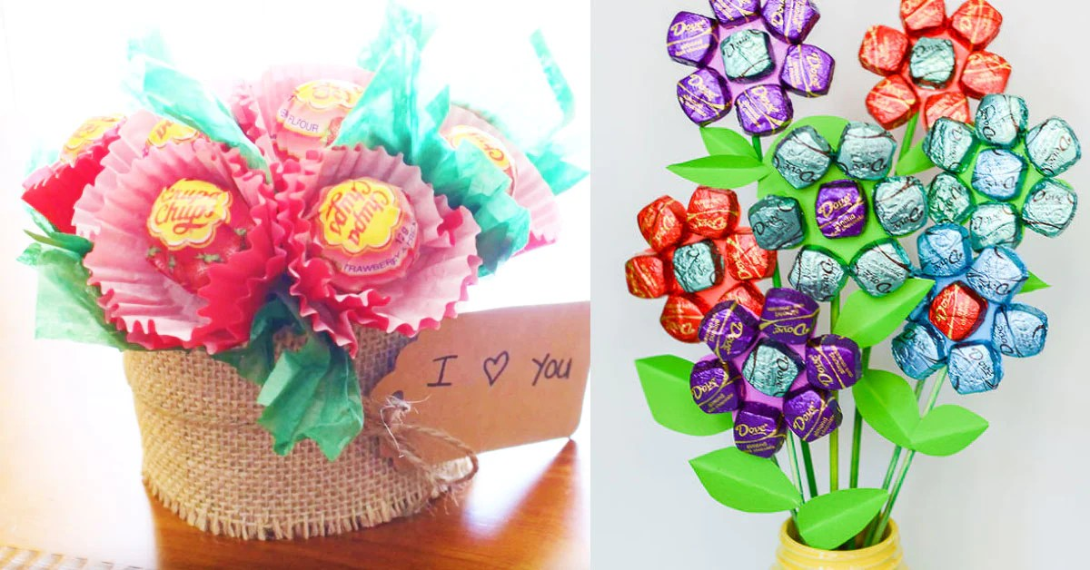Out of Mothers Day Present Ideas Surprise Mom with 7 DIY