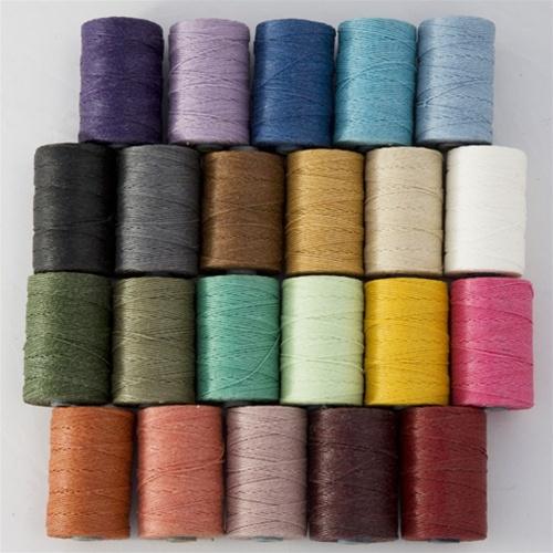 Waxed Irish Linen Thread