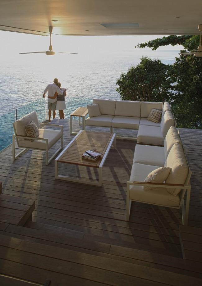 Royal Botania Ninix Lounge Corner Chair NNXL 80 C