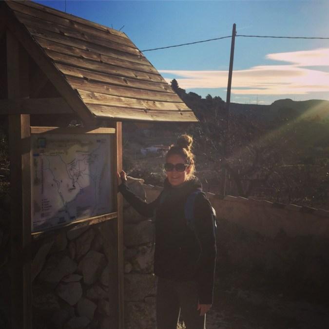 Nieuwe wandelroutes verkennen rond Tarbena – CV 146