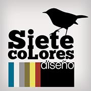 logo siete colores
