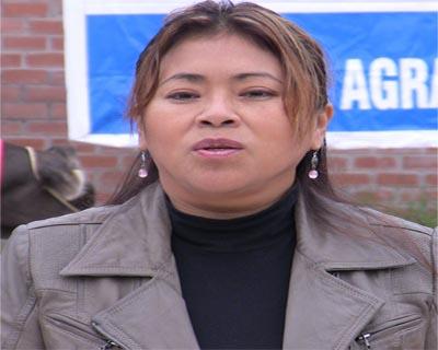 JNE inhabilitó a Liliana Torres y Mercedes Lamapunca es la nueva consejera regional