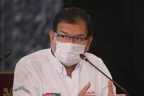 Ministro de Agricultura dio positivo a la prueba de coronavirus