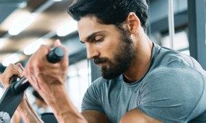 Man Workout Image